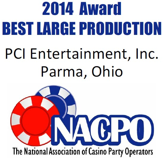 2014 Award Best Large Production